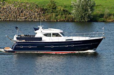 Голландские яхты Elling E4