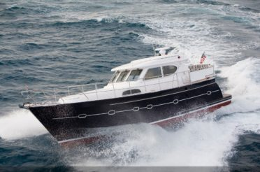 Голландские яхты Elling E3