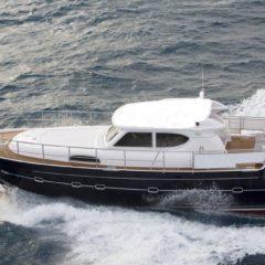 Яхта Elling E3