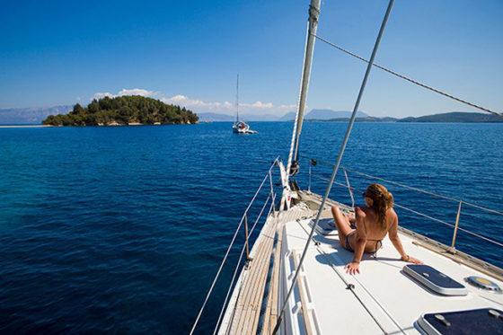 Отдых на яхте: все преимущества райских приключений
