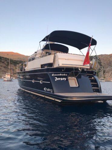 Моторная яхта для кругосветки по супер цене — Elling E4 Ultimate