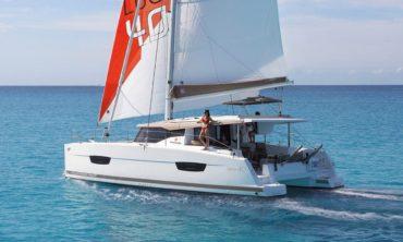 Продается новый круизный катамаран Lucia 40 Maestro, 2020