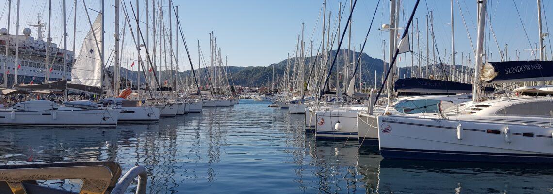 Международная яхтенная школа ISSA, IYT - Interparus Atlantique